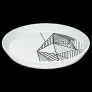 Pyro Pet Porcelain Plate 1