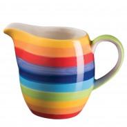 Rainbow Ceramics Tea & Coffee Essentials  12 Milk Jug