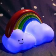 Rainbow Night Light 1