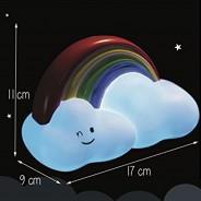 Rainbow Night Light 4