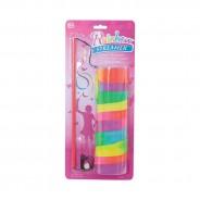2m Ribbon Rainbow Streamer 4