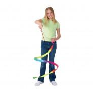 2m Ribbon Rainbow Streamer 2