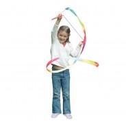 2m Ribbon Rainbow Streamer 3