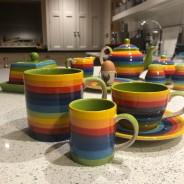 Rainbow Ceramics Tea & Coffee Essentials  7