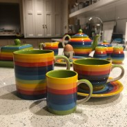 Rainbow Ceramics Breakfast Essentials  6