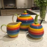 Rainbow Ceramics Tea & Coffee Essentials  6