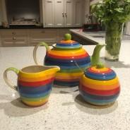 Rainbow Ceramics Tea & Coffee Essentials  5