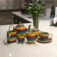 Rainbow Ceramics Tea & Coffee Essentials  4