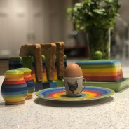 Rainbow Ceramics Breakfast Essentials  5