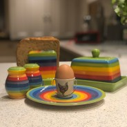 Rainbow Ceramics Breakfast Essentials  2