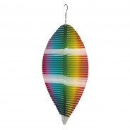 Rainbow Wave Wind Spinner 2