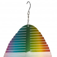 Rainbow Wave Wind Spinner 3
