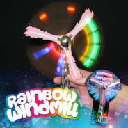 Light Up Rainbow Windmill 3