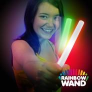 LED Battery Glow Stick -  Rainbow Wand 7