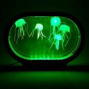 Realistic Jellyfish Lamp 3