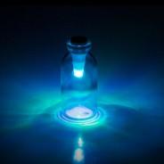 Rechargeable USB Bottle Light 8