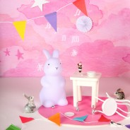 Rechargeable Bunny Night Light 3