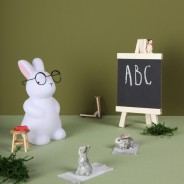 Rechargeable Bunny Night Light 4