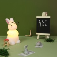 Rechargeable Bunny Night Light 2
