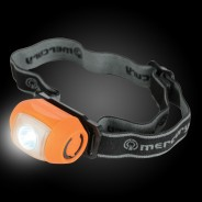Rechargeable 1W LED Head Light 1