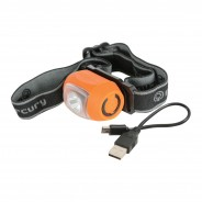 Rechargeable 1W LED Head Light 2