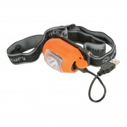 Rechargeable 1W LED Head Light 3