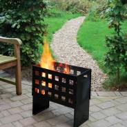 Rectangular Fire Pit 1
