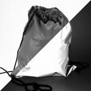 Reflective High Visibility Drawstring Bag 1