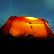 Remote Control Tent Light 1