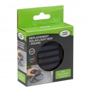 Round Replacement Solar Light for Smart Solar   3