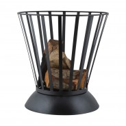Reversible Fire Basket and Bowl 3