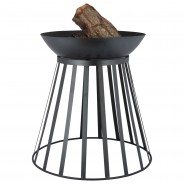 Reversible Fire Basket and Bowl 4