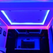 RGB LED Tape Kit 5m 2