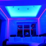 RGB LED Tape Kit 5m 4