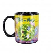 Rick and Morty Portal Heat Change Mug 5 Hot