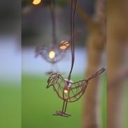 Robin Fairy Lights 4