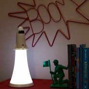 Rocket Lamp and Torch 3