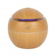 Round Wood Grain Aroma Diffuser (69738) 1