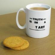I'm a Tart Heat Change Mug 1
