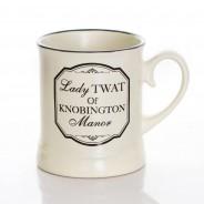 Rude Victoriana Mugs  5 Lady