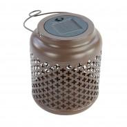 Rustic Solar Lantern (3896) 2