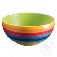 Rainbow Ceramics Table Essentials  12 Salad Bowl