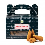 Satya Backflow Dhoop Cones  3 Palo Santo