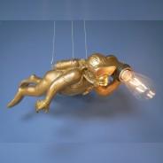 Scuba Steve Hanging Monkey Light 7