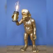 Scuba Steve Monkey Lamp (7450) 2