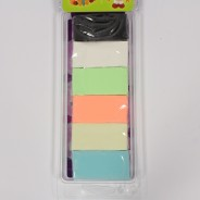 Sculpey Oven Bake Glow in the Dark Clay Kit 3