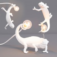 Seletti Chameleon Lamp 1
