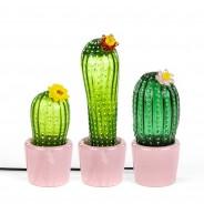 Seletti Desert Sunrise Cactus Lamp 1