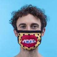 Seletti Face Masks 6 Shit