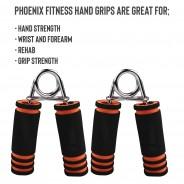 Pair of Hand Grip Strengtheners 3